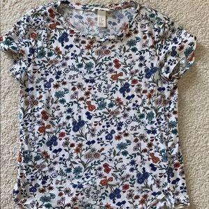H&M XS Basic Shirt